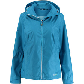 Meru Arta Waterproof 2 Layer Jacket Women blue saphire